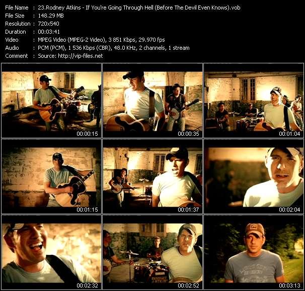 Rodney Atkins video vob