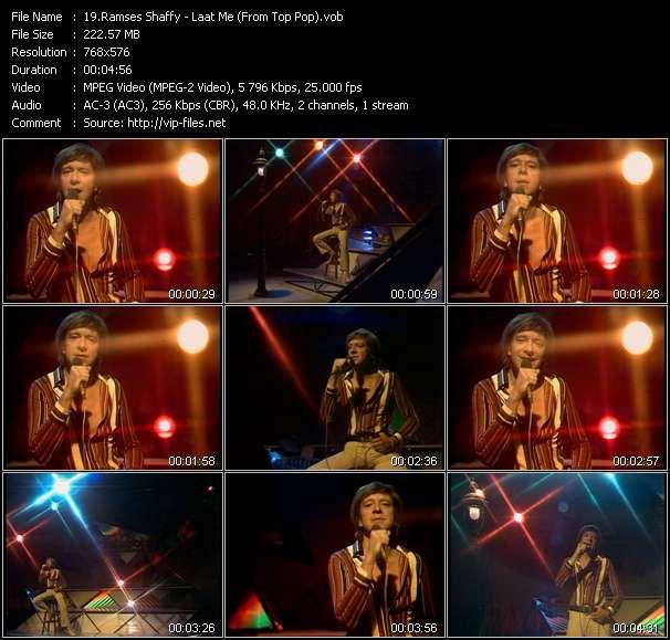 Ramses Shaffy video vob