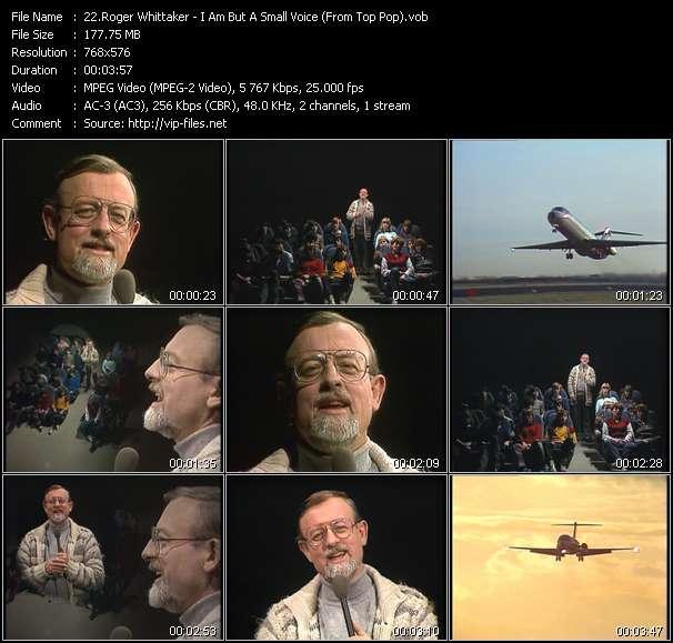 Roger Whittaker video vob