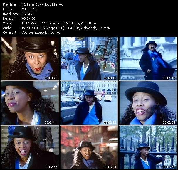 Inner City clips musicaux vob