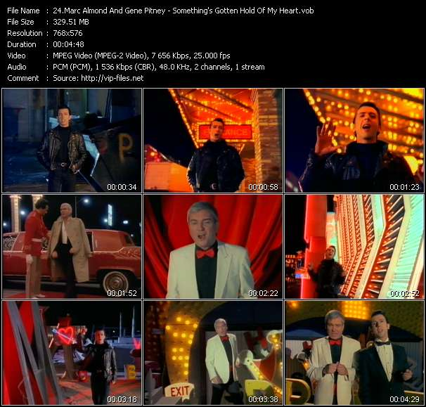 Marc Almond And Gene Pitney video vob