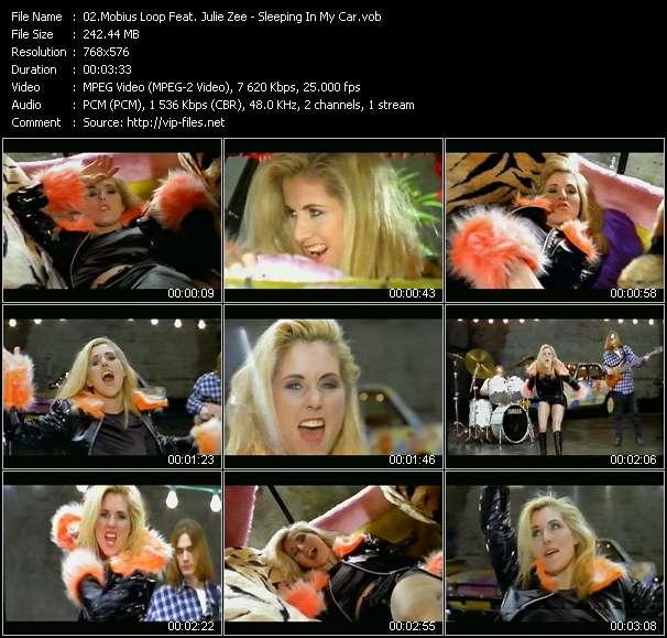 Mobius Loop Feat. Julie Zee video vob