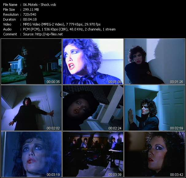 Motels video vob
