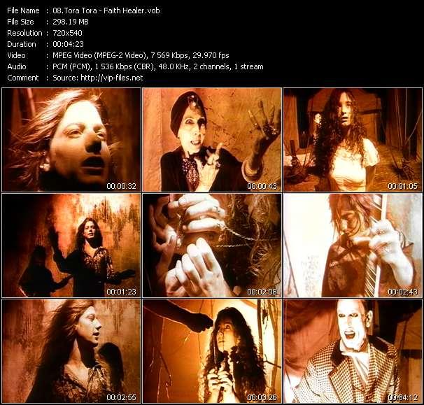 Tora Tora clips musicaux vob