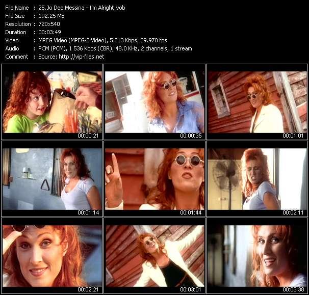 Jo Dee Messina video vob