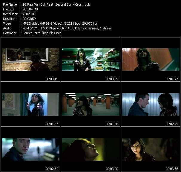 Paul Van Dyk Feat. Second Sun video vob
