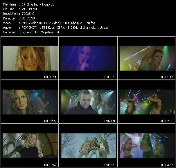 Blinq Inc. video vob
