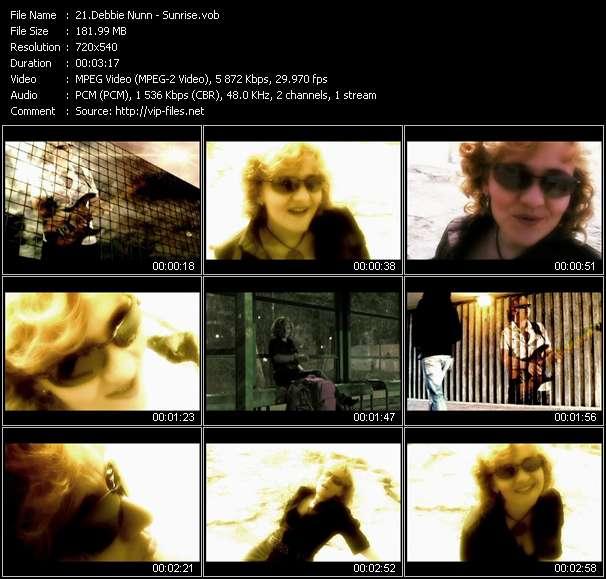 Debbie Nunn video vob