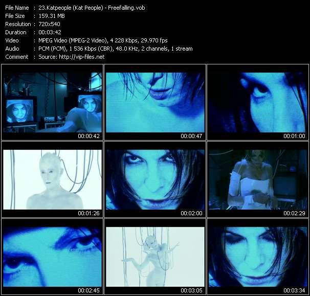 Katpeople (Kat People) video vob