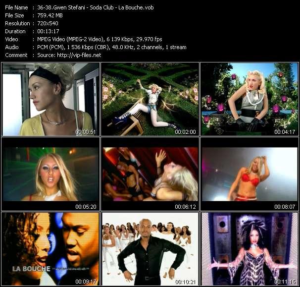 Gwen Stefani - Soda Club - La Bouche video vob