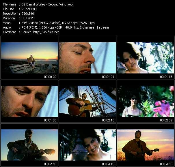 Screenshot of Music Video Darryl Worley - Second Wind