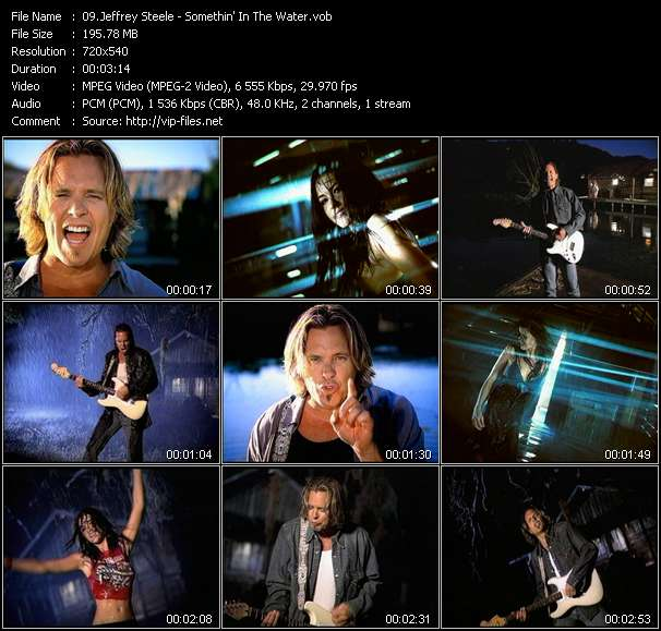 Jeffrey Steele video vob