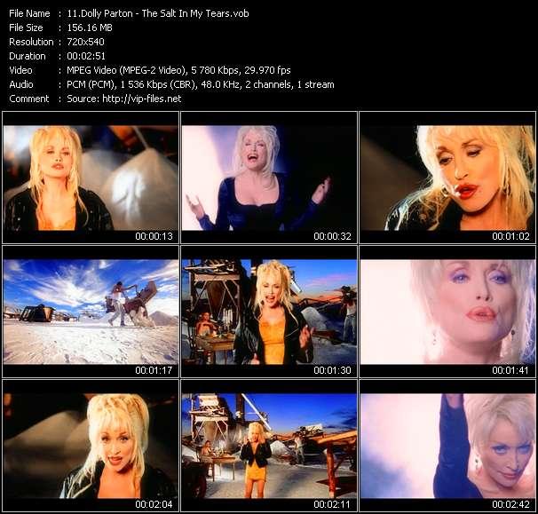 Dolly Parton video vob