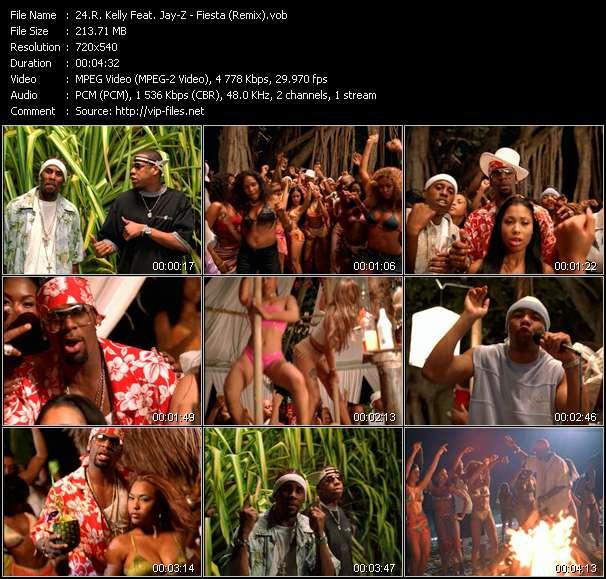 R. Kelly Feat. Jay-Z video vob