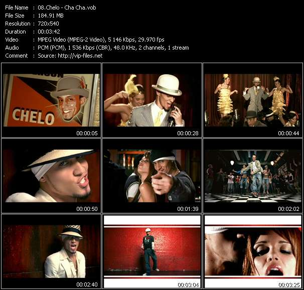 Chelo video vob