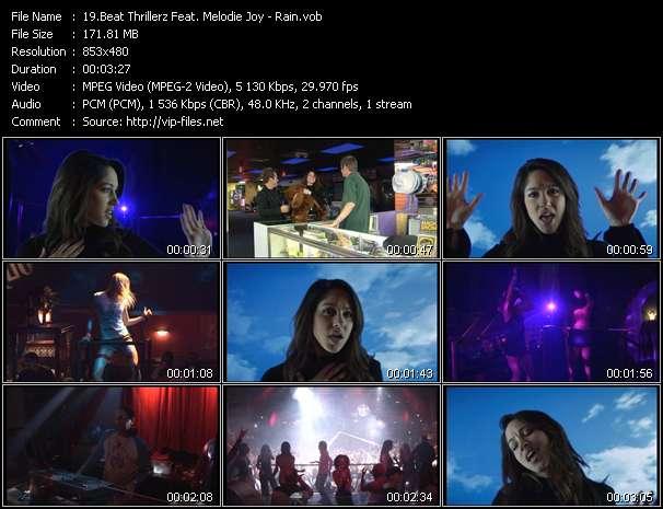 Beat Thrillerz Feat. Melodie Joy video vob