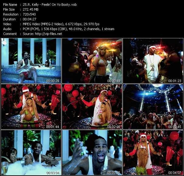 R. Kelly video vob
