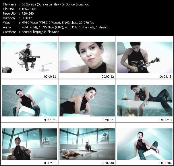 Soraya (Soraya Lamilla) video vob