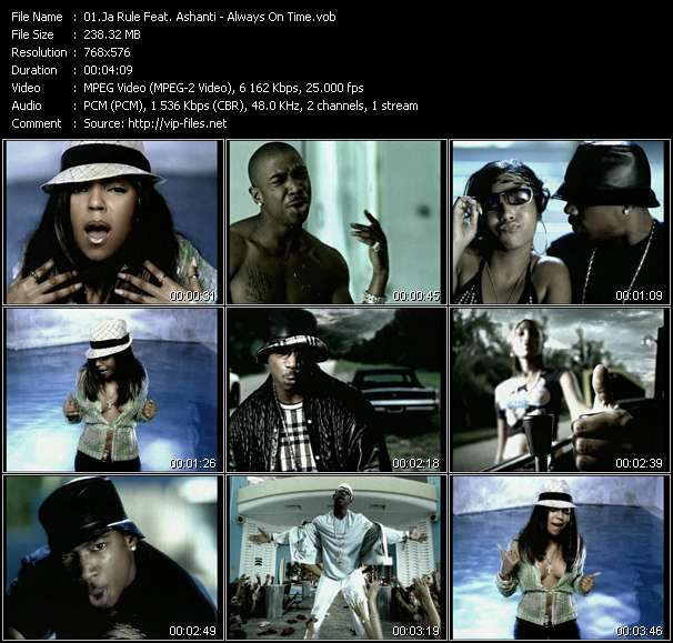 Ja Rule Feat. Ashanti video vob