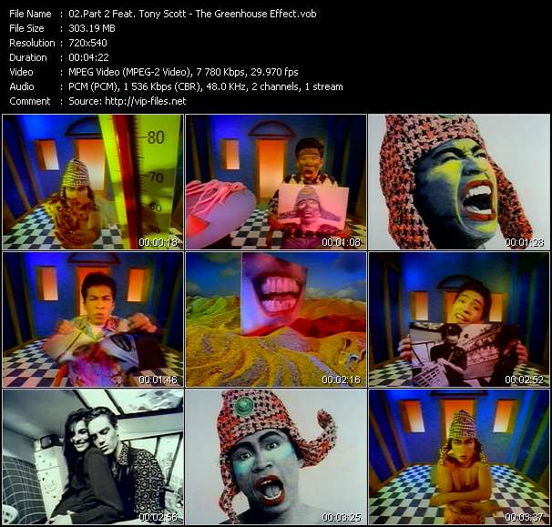 Part 2 Feat. Tony Scott clips musicaux vob