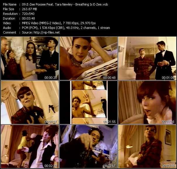 E-Zee Possee Feat. Tara Newley video vob