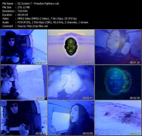 System 7 video vob