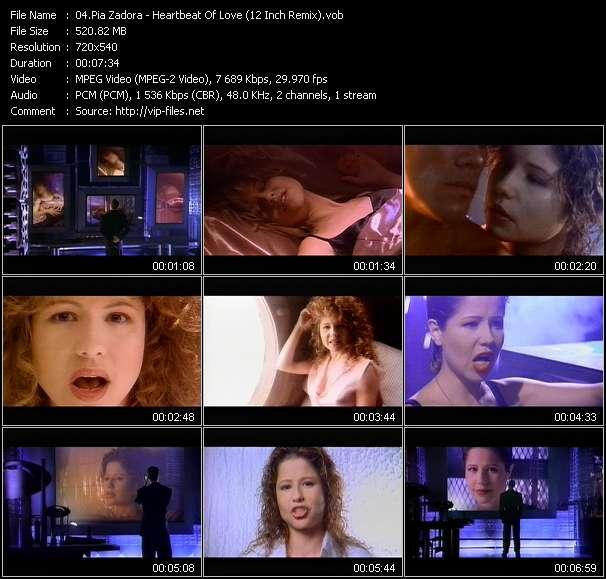 Pia Zadora video vob