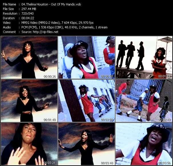 Thelma Houston видеоклип vob