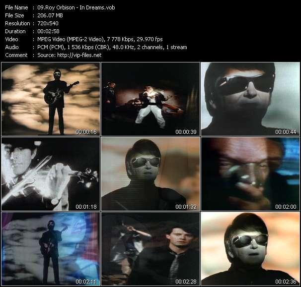 Roy Orbison video vob