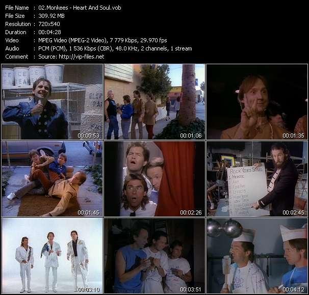 Monkees video vob