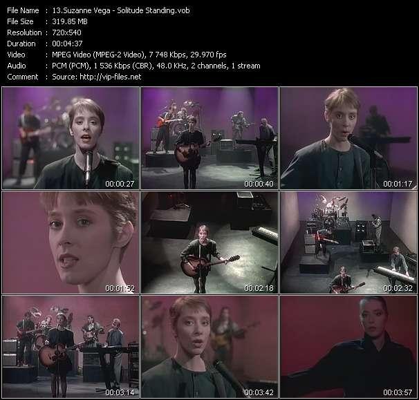 Suzanne Vega video vob