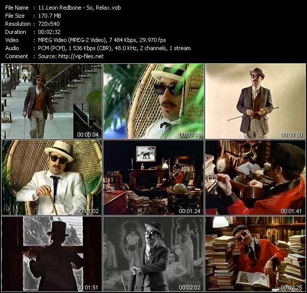 Leon Redbone clips musicaux vob