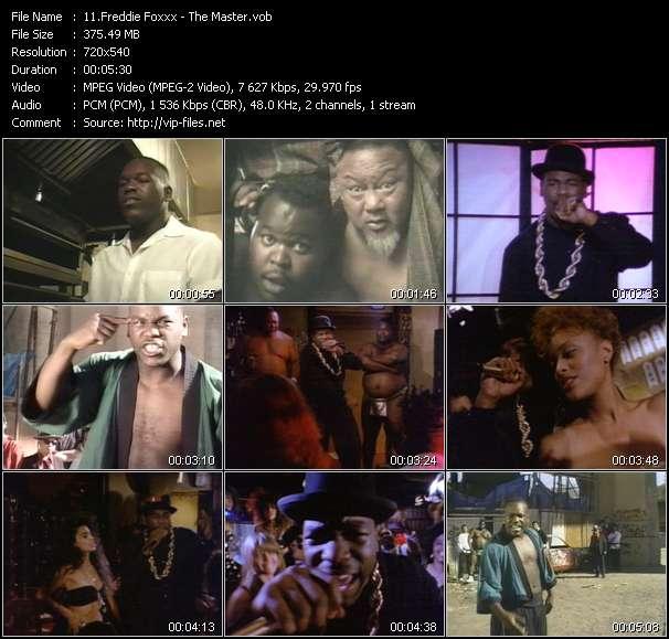 Freddie Foxxx video vob