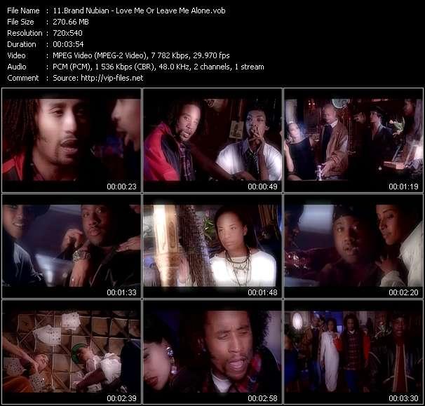 Brand Nubian video vob