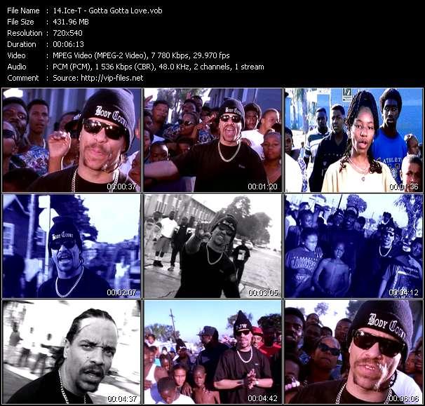 Ice-T video vob