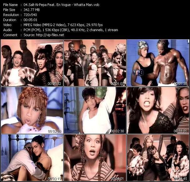 Salt-N-Pepa Feat. En Vogue видеоклип vob