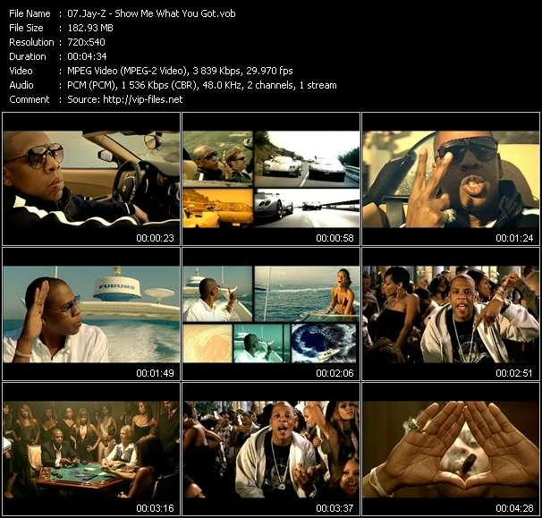 Jay-Z video vob
