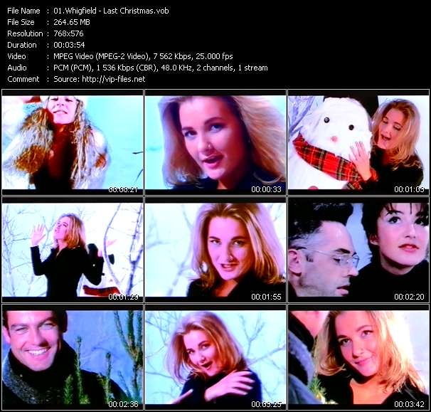 Whigfield video vob