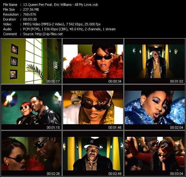 Queen Pen Feat. Eric Williams video vob