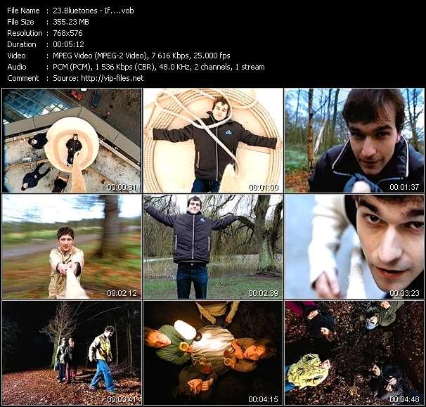 Screenshot of Music Video Bluetones - If...