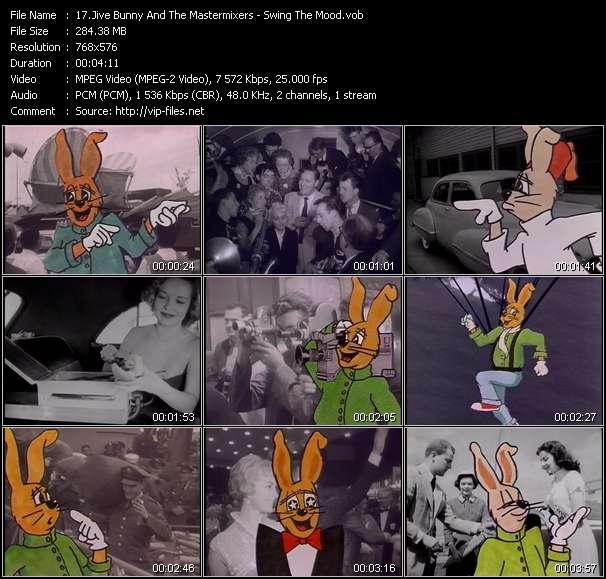 Jive Bunny And The Mastermixers video vob