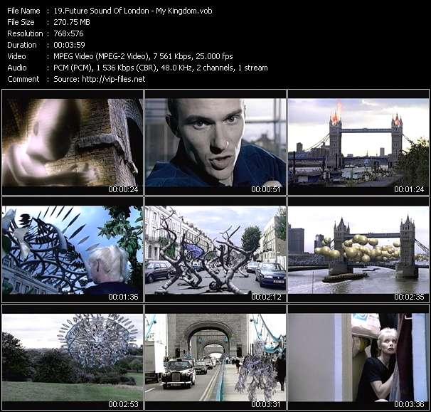 Future Sound Of London video vob
