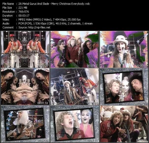 Metal Gurus And Slade video vob