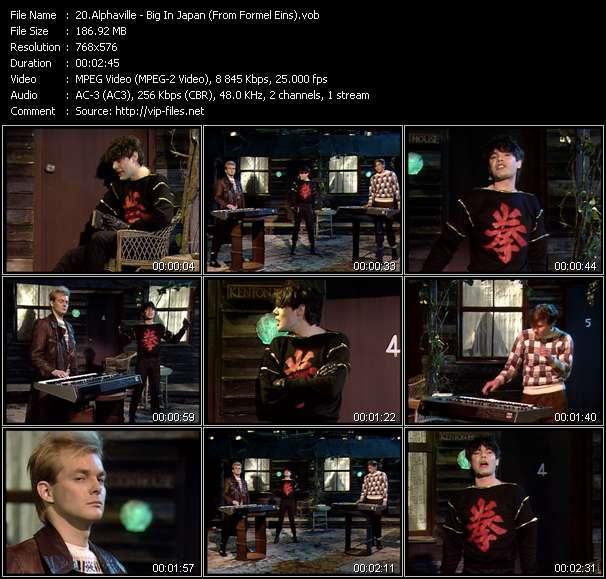 Alphaville video vob