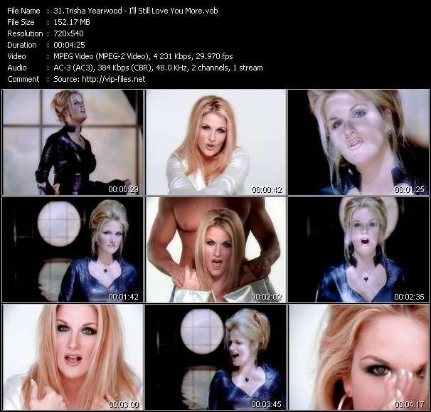 Trisha Yearwood video vob
