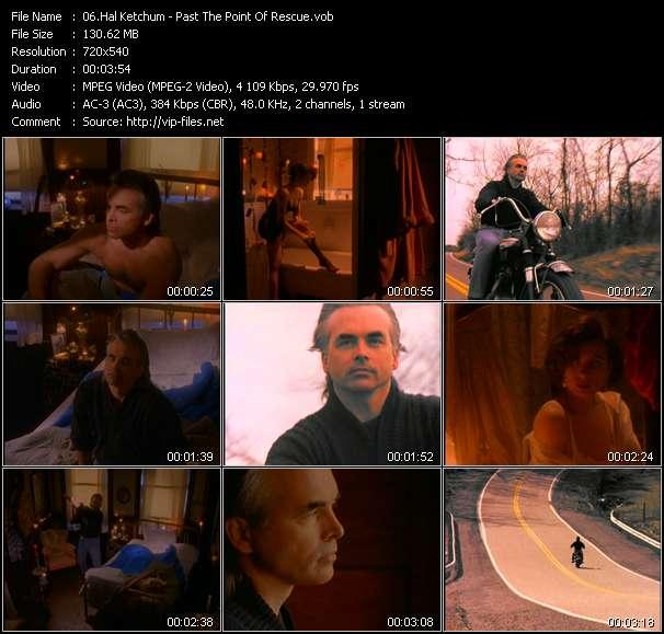 Hal Ketchum clips musicaux vob