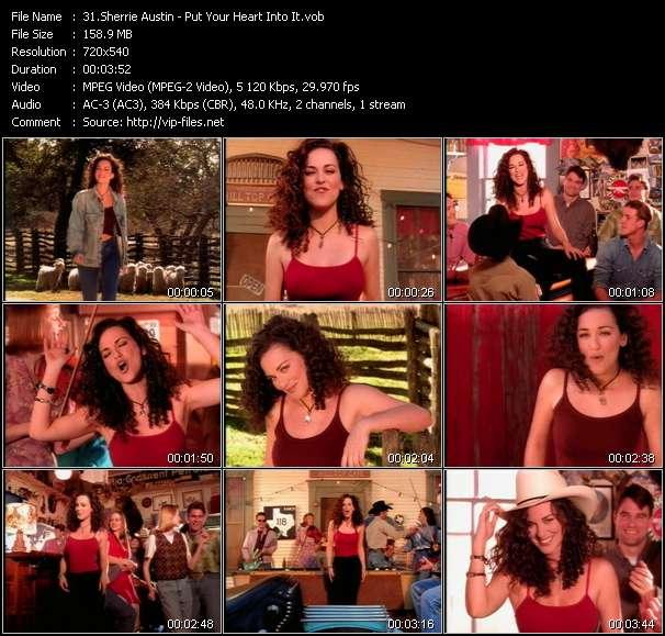 Sherrie Austin видеоклип vob