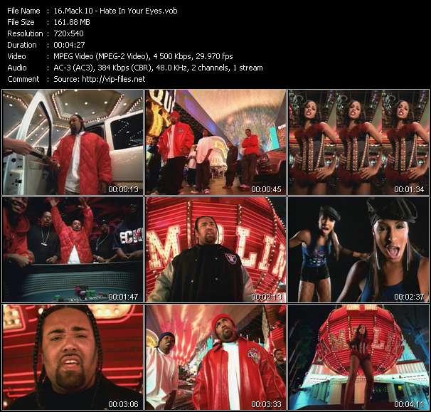 Mack 10 video vob