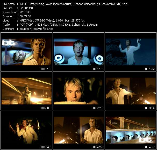 Bt video vob