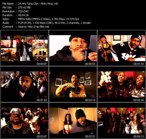 Wu-Tang Clan video vob